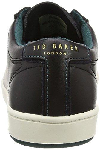 Basses Ebay Ted Baker Sortie Noir 3 Homme Sneakers Black Theeyo wvIqB