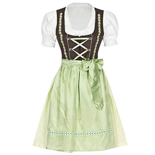 Allence Damen Lolita Maid Cosplay Kostüm, 4