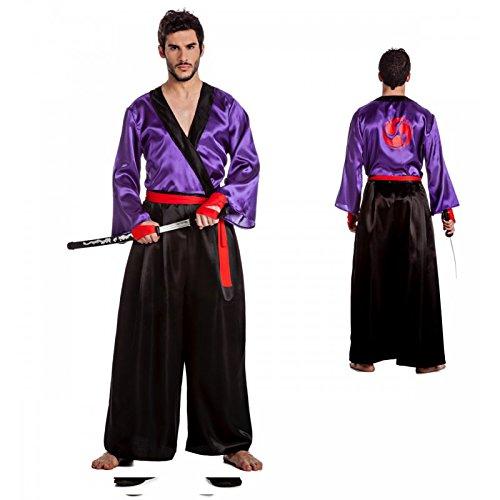 Imagen de disfraz samurai talla m l