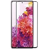 For Samsung Galaxy S20 FE / S20 Fan Edition 5D Full Screen Protector Black Frame