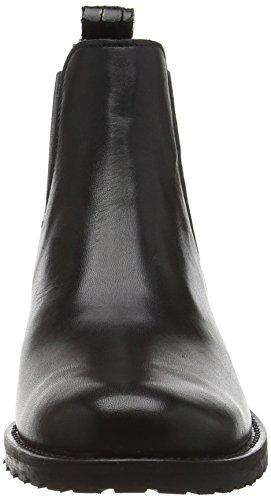 Bunker  MAVY, Bottes Classiques femme Noir (noir)