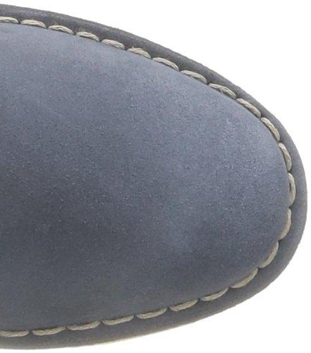 Clarks Originals Desert Boot, Boots femme Bleu (Blue Suede)