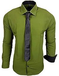 Killtec Herren Outdoorhemd Hemd Langarmhemd Herren Männer 100/% Baumwolle