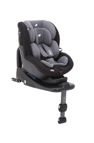 Joie i-Anchor Advance Kindersitz, Farbe:Two Tone Black