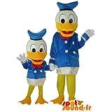 Tío-Duo traje Scrooge y el Pato Donald