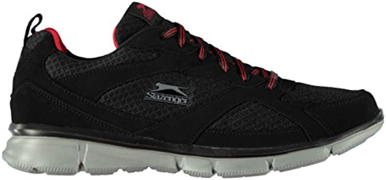 Original Shoes Slazenger mit Fitness Schuhe für Herren  Schwarz  Fitness Trainer Sneaker