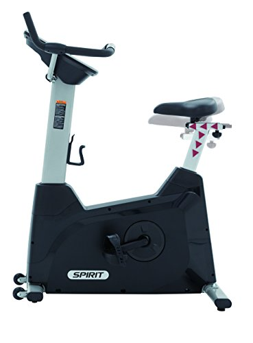"Spirit Fitness Bike XBU 55 – Heimtrainer, Ergometer, 10 Programme, 13,5kg Schwungrad, 7,5"" LCD - 3"
