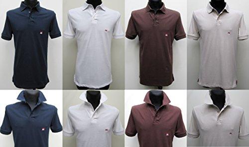 MMUGA Poloshirt für Arbeit, Freizeit und Sport Muga Dunkelblau