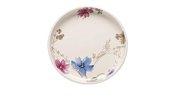 Porcellana Premium Villeroy /& Boch Mariefleur Basic Teglia 30X20 cm Bianco//Multicolore