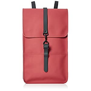 41aqnWONKxL. SS300  - Rains Backpack, Mochila Unisex Adulto, 29.0x45.0x10.0 cm (W x H x L)