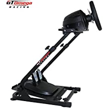 GT Omega Steering Wheel stand suitable For the Thrustmaster T300 RS PlayStation 4 [Importación Inglesa]
