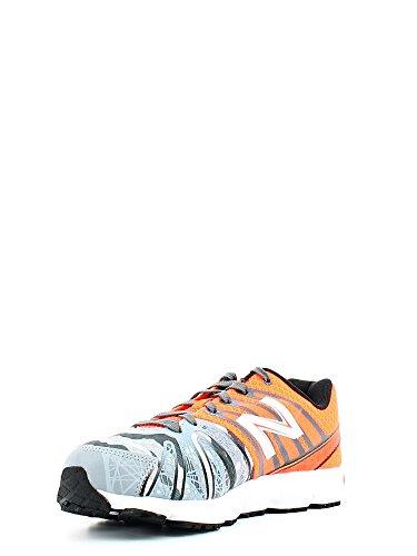 New Balance, Chaussures basses pour Garçon Orange - Orange