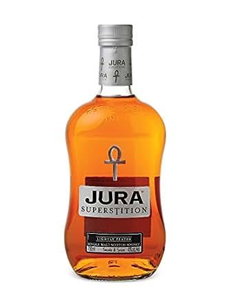 IsleOfJuraSuperstitionSingle Malt Scotch Whisky(1x0.7 l)