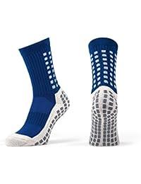 Antideslizante Calcetines De Fútbol, Non Slip calcetines de deporte, almohadillas de goma, Trusox