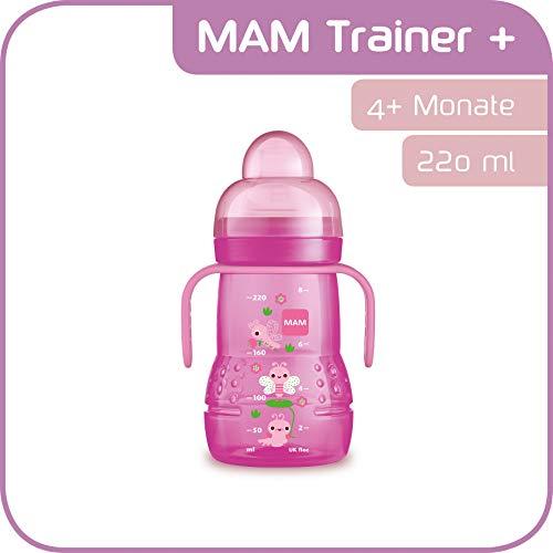 MAM 62838222 - Trainer + 220 ml für Mädchen