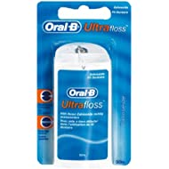 Oral-B - Hilo dental encerado Ultrafloss (3 unidades x 50 m)