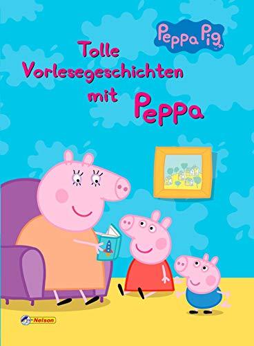 Peppa: Tolle Vorlesegeschichten mit Peppa (Peppa Pig) -