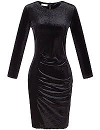 COCO clothing - Vestido - vestido - Manga Larga - para mujer