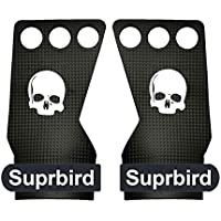 SUPRBIRD Grips 3H - Calleras para Crossfit Grips Gymnastics, Pullups, Weight Lifting, Chin