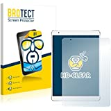 2x BROTECT HD-Clear Protector Pantalla Teclast X98 Plus Película Protectora – Transparente, Anti-Huellas