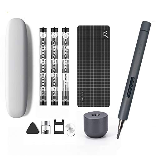 Schraubendreher Set Screwdriver Sets Mini wiederaufladbare elektrische Lithium-Schraubendreher-Schraubendreher Handy Digital Notebook Home Repair Tools