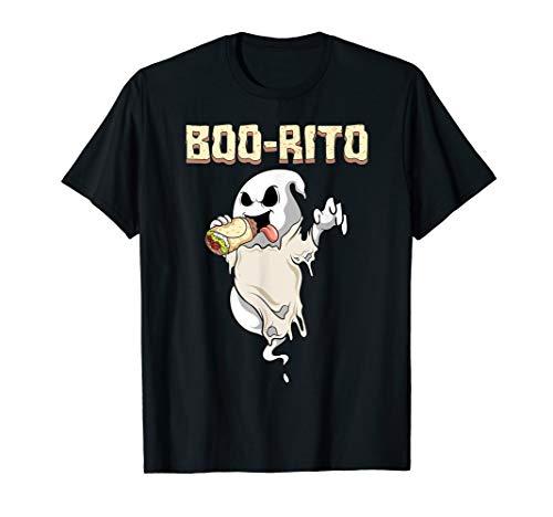 Nerds Süßigkeiten Halloween Kostüm - Boo-Rito Burrito Ghost Lustiges Halloween-Kostüm Mexikanisch
