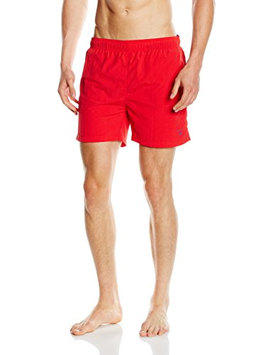 GANT Herren Badeshorts Classic Swim Shorts Rot (BRIGHT RED 620)