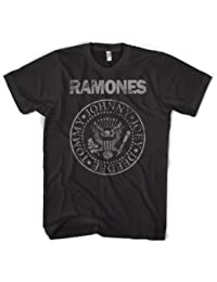 Classic Ramones grungy Vintage Rock t-shirt
