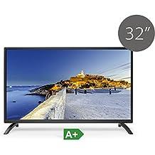 "TD Systems televisor Led HD 32"" Pulgadas HD K32DLM6H (Resolución 1366*768 /VGA 1/HDMI 3/Eur 1/ USB 2) tv led HD slim"