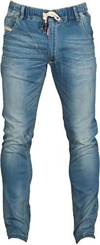 Diadora Pantalone da Lavoro Multitasche Jeans Taglia 48 172115 Cargo ... e6b72986b9e