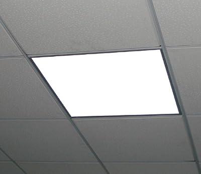 V-TAC : LED Panel 600x600, 45 Watt, neutralweiß, nur 15mm dick