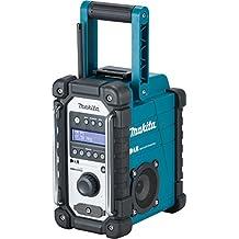 Makita dmr109alle 7,2–18V Li-Ion nur DAB Radio–Blau (2-teilig)