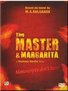 Le Maître et Marguerite The Master and Margarita 3 DVD SET [En russe avec sous-titres anglais]