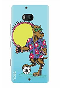 Noise Football Scooby Style Printed Cover for Nokia Lumia 930