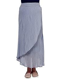 Oxolloxo Maternity Blue Skirt