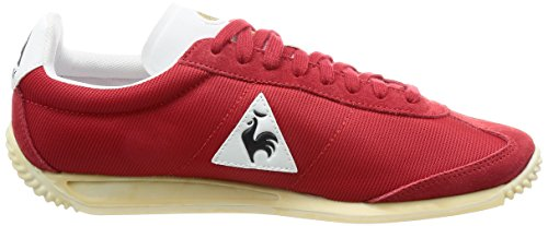 Le Coq Sportif Quartz Vintage Aerotop Hommes Baskets Rouge