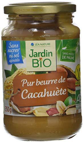 Jardin Bio Beurre de Cacahuète 350 g