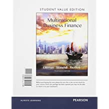 Multinational Business Finance, Student Value Edition Plus Myfinancelab with Pearson Etext -- Access Card Package
