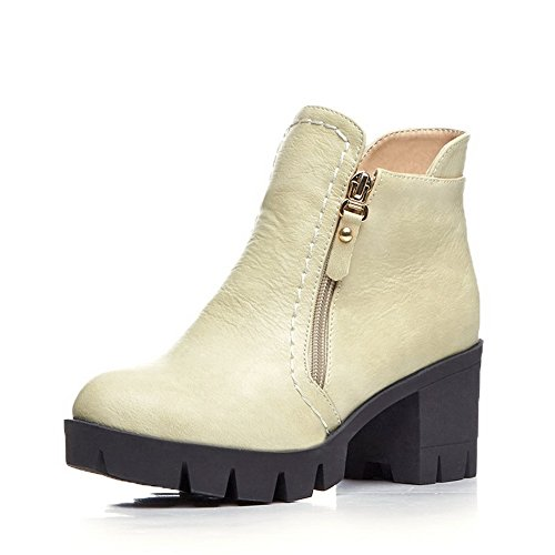 BalaMasa - Pantofole a Stivaletto donna Beige