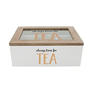 toujours du temps pour boîte à thé (Heart473)