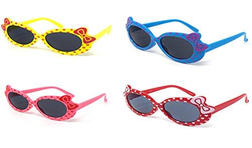 feba732934697 gafas sol prada. 1 azul 1 amarillo 1 color de rosa 1 color rojo niños niñas  niños con estilo