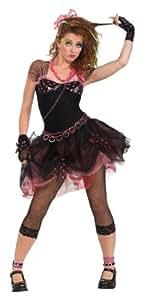 Rubie's Official 80's Diva Fancy Dress - Standard