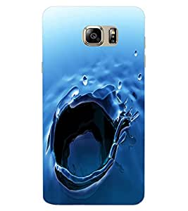 ColourCraft Beautiful Water Effect Design Back Case Cover for SAMSUNG GALAXY NOTE 7