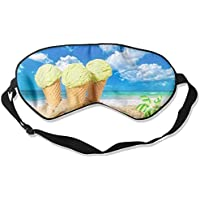 Ice Cream 99% Eyeshade Blinders Sleeping Eye Patch Eye Mask Blindfold For Travel Insomnia Meditation preisvergleich bei billige-tabletten.eu