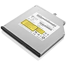 Lenovo ThinkPad Ultrabay 9.5mm Interno DVD±RW Negro, Plata - Unidad de disco óptico (Negro, Plata, Portátil, DVD±RW, SATA, CD-R,CD-RW,DVD+R,DVD+RW,DVD-R,DVD-R DL,DVD-RAM,DVD-RW)