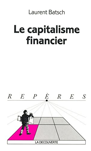 Le capitalisme financier