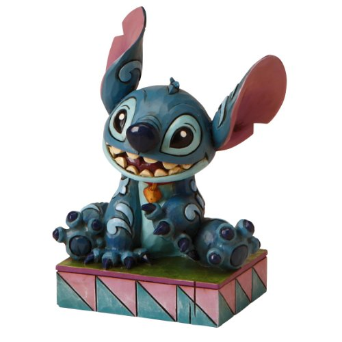 Disney Traditions Decorative Figurines with Tradition design, Resin, 9.5 x 1.1 cm