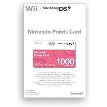 Nintendo Points Card 1000 - juegos de PC