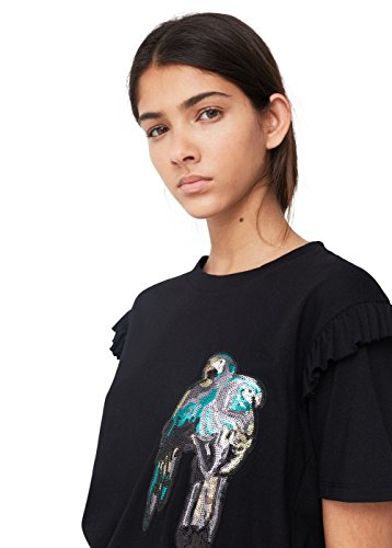 mango-ruffled-detail-short-sleeve-t-shirt-sizem-colorblack