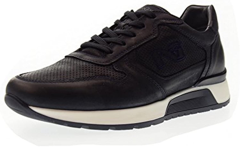 Nero Giardini Hombre Bajas Zapatillas de Deporte P800235U/200